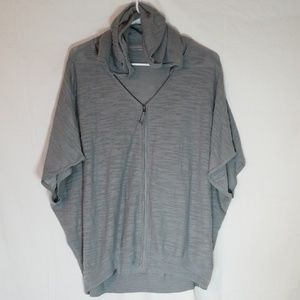 Athleta Zip Up Hoodie Size XL